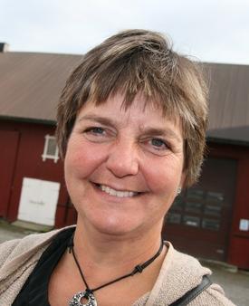 Første nestleder, Berit Hundåla, arkivfoto: Per Ole Ranberg.
