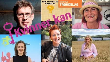 Bildecollage Kvinner Kan 2017