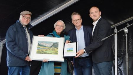 Kulturlandskapsprisen 2017 i Møre og Romsdal