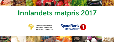 Innlandets Matpris 2017, klart for avstemming
