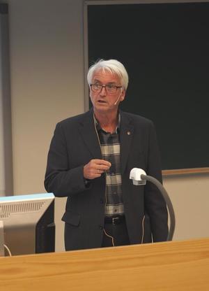 Bjørn Hilt fra St. Olavs hospital/NTNU.