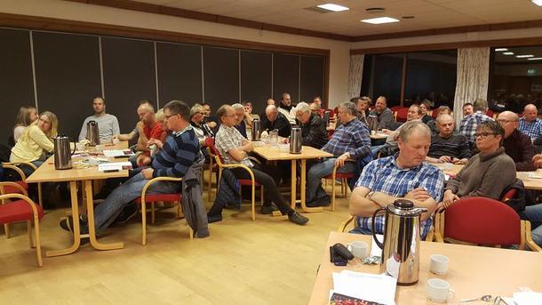 Bjerkreim bondelag opna årsmøtesesongen med sitt årsmøte 3. oktober.