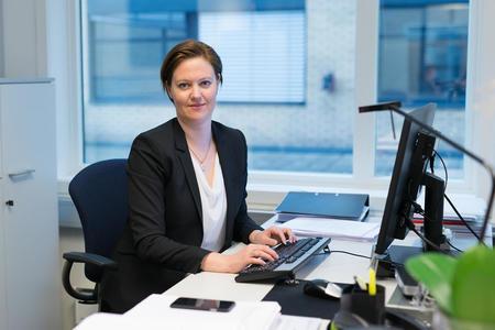 Ny statsråd Marit Berge Røsland