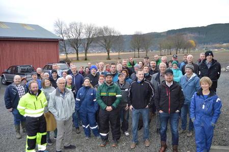 Ledermøte M&R Bondelag 3. november 2017