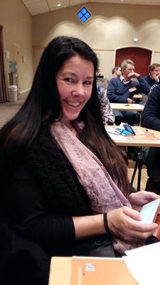 Marita Aanekre har ofte toraderen med og en historie på lur. Hun skal lede oss gjennom middagen.