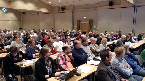 Fra temakonferansen Mat og Landbruk Innlandet 2015