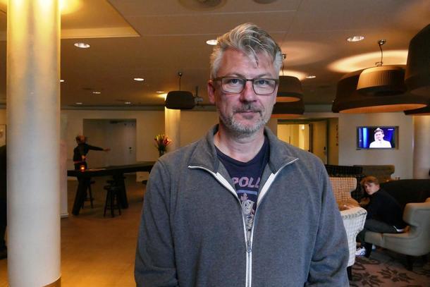 Harald Birkevold, kommentator i Stavanger Aftenblad.