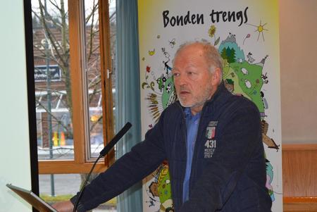 Bondelagets samarbeidsadvokat i Møre og Romsdal, Ole Houlder Rødstøl. (Foto: Arild Erlien).