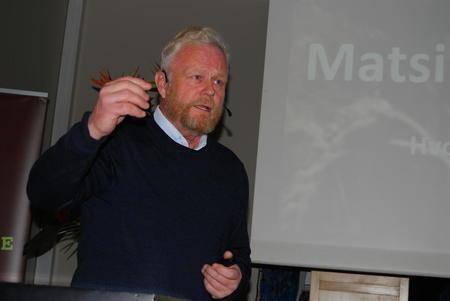 Tidligere forsvarssjef Harald Sunde på Mat og Landbruk Innlandet 2017