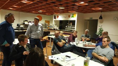 Nærare 40 lokale tillitsvalde deltok på distriktsmøtet i regi av Rogaland bondelag onsdag kveld.