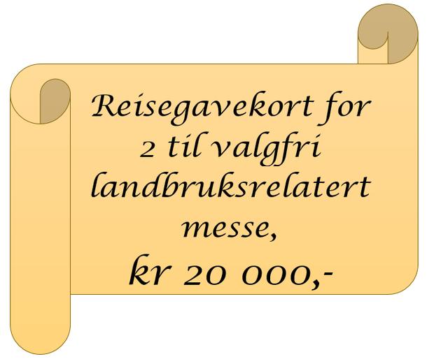 Premie til beste verver i Nordland 2017
