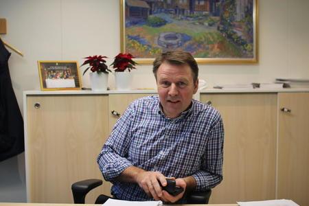 Lars Petter Bartnes oppfordrer tillitsvalgte til å benytte enhver anledning til å sette fokus på god dyrevelferd.