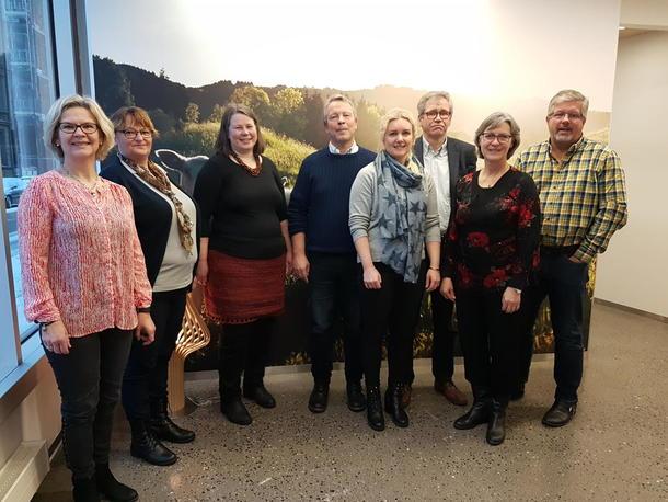 Valgnemda 2018 Norges Bondelag