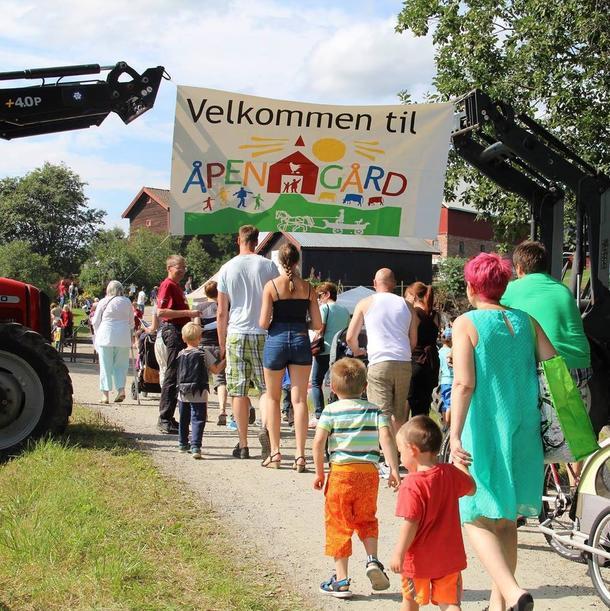 Åpen Gård 2017 Eidsvoll Landbruksforening 5