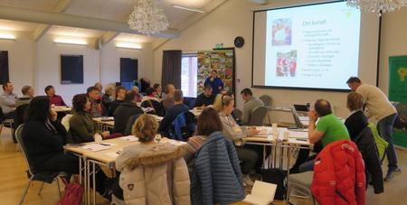 Organisasjonskurs på Nordfjordeid