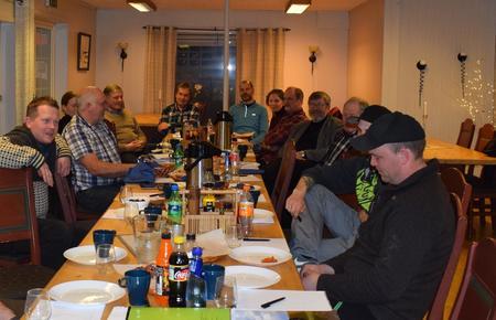 Medlemsmøte i Numedal.