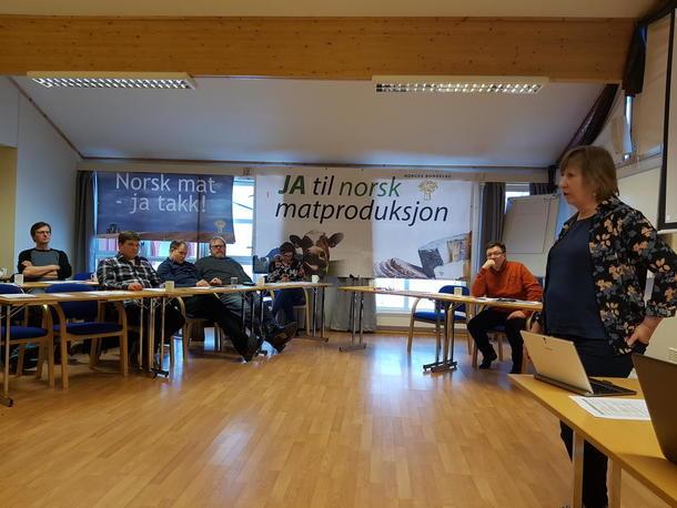 Årsmøtet i Finnmark Bondelag