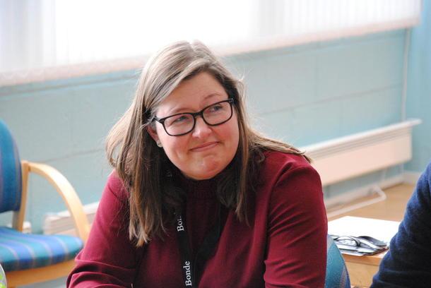 Ny leder i Oppland Bondelag Kristina Hegge
