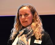 Borgny Kjølstad Grande ble gjenvalgt som fylkesleder.