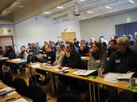 Lydhør årsmøteforsamling i Sør-Trøndelag Bondelag