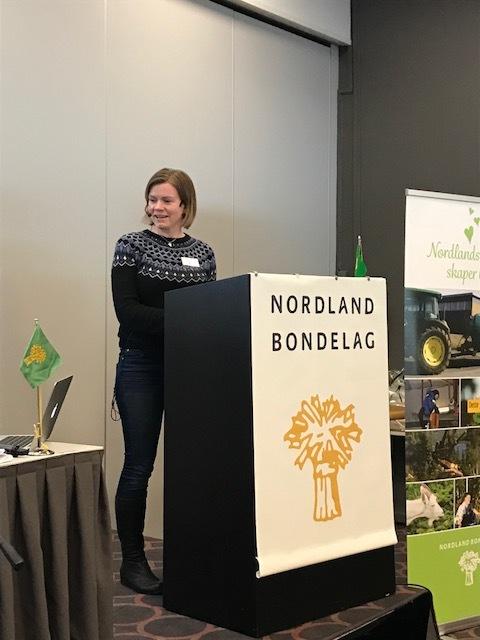 Veterinær Norges Bondelag Anja Fyksen Lillehaug