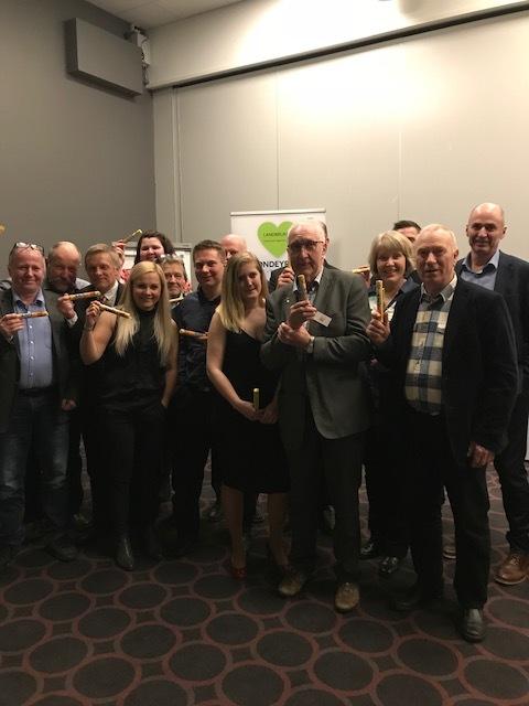Lokallag i Nordland med medlemsøkning i lokallaget
