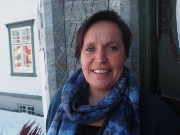 Fylkesleder i Sør-Trøndelag Bondelag Kari Åker