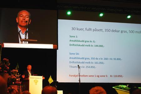 Lars Opsal jr, nestleder i Hedmark Bondelag