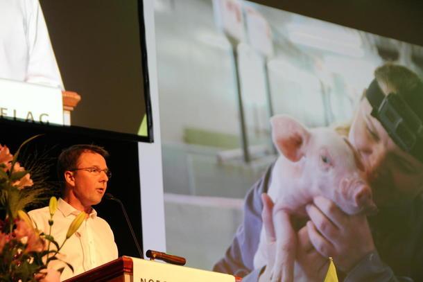 Lars Petter Bartnes tale