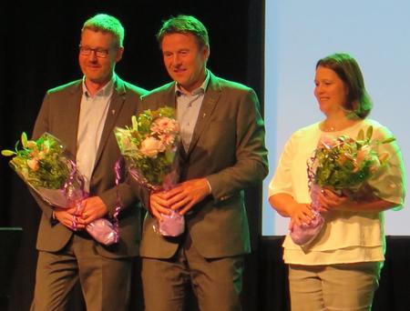 Glimt frå dag to på årsmøtet i Norges Bondelag på Lillehammer
