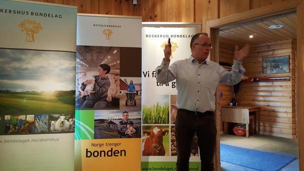 Morten Andersen i Grøntprodusentenes Samarbeidsråd (GPS)