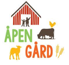 Åpen Gård logo