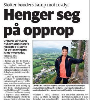 Tidens Krav 6. september 2018
