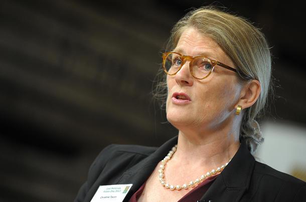 Christine Tacon, handelstilsyn i Storbritannia