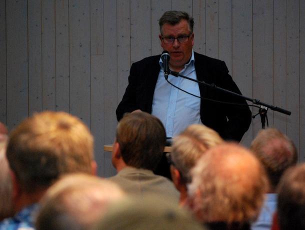 Statssekretær, Atle Hamar (V)