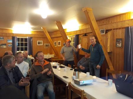 Årsmøte i Breim BL 2018