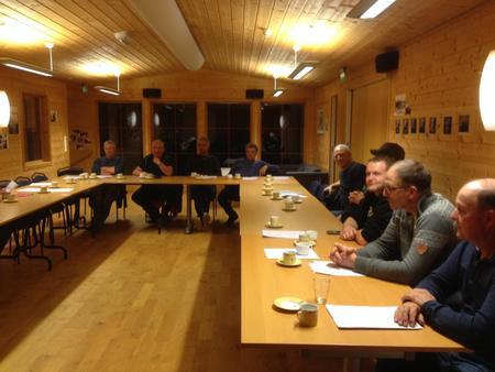 Årsmøte i Naustdal BL 2018