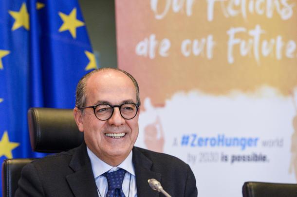 Paolo de Castro, Europaparlamentet