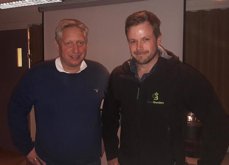 Roar Gundegjerde og Torbjørn Grønstad