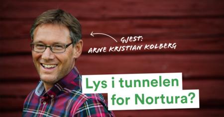 Arne Kristian Kolberg, konsernsjef i Nortura