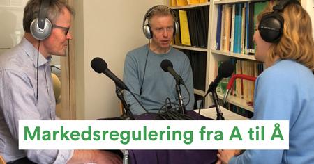 Markedsregulering fra A til Å med Anders Huus og Ola Hedstein