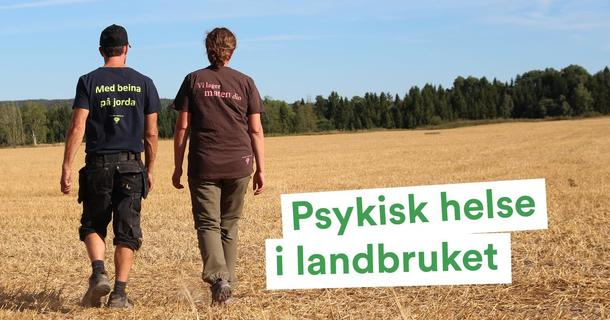 Psykisk helse i landbruket