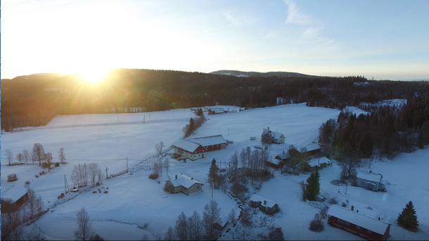 Tallåssætra i Trysil kommune. Foto: Sigurd Fossen/solvrev.no
