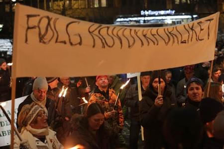 Følg rovdyrforliket - klar melding til regjering og Stortinget!  Foto Petter Å Kjennerud