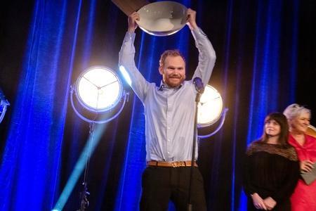 Olav Bleie frå Alde sider vann kategorien Året Sider