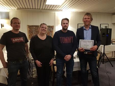 Årets lokallag i Sogn og Fjordane