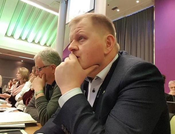 Fylkesleder Ståle Nordmo