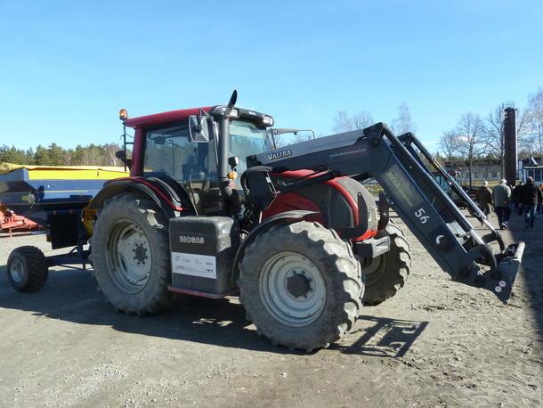 biogass traktor