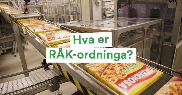 Hva er RÅK-ordninga?
