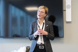 Assisterande generalsekretær i Norges Bondelag, Sigrid Hjørnegård.